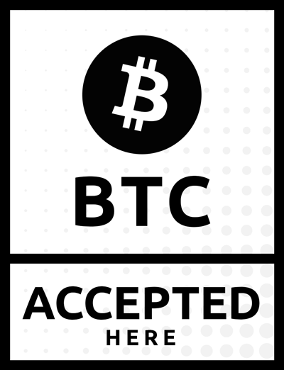 bitcoin accepted image